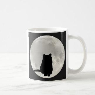 Chartreux Full Moon Coffee Mug