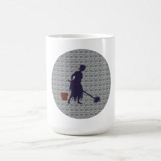 Charwoman Cinderella charwoman Cinderella Coffee Mug