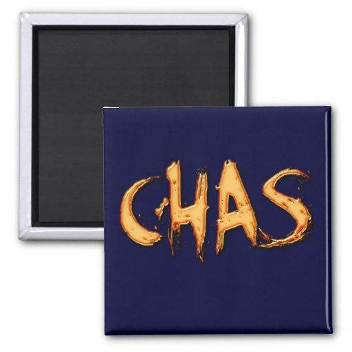 CHAS Name-Branded Gift Magnet