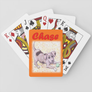 Chase Card Deck
