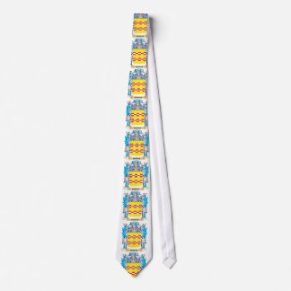 Chase Coat of Arms - Family Crest Tie