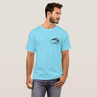 Chase happiness not money T-Shirt
