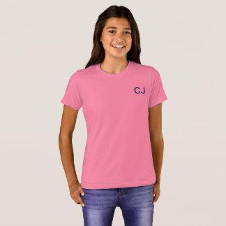 Chase Johnston signiture girls t shirt