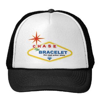 Chase the Bracelet Merchandise Hats