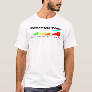 Chase the Chilie 2016 light T-Shirt