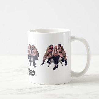 Chase the morning! coffee mug