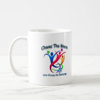 Chase The Stars Virtual 5K Challenge Mug