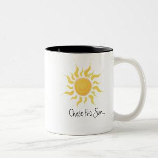 Chase the Sun Mug