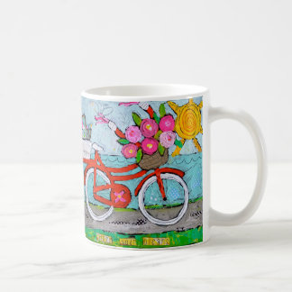 Chase your Dreams Bicycle mug