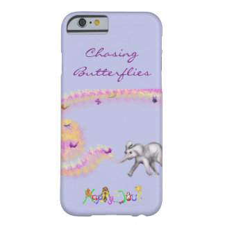 Chasing Butterflies by The Happy Juul Company Barely There iPhone 6 Case