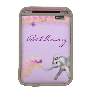 Chasing Butterflies by The Happy Juul Company iPad Mini Sleeve