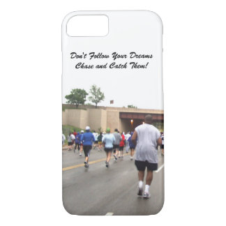Chasing Dreams Cell Phone Case