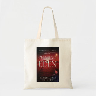 Chasing Eden Tote Canvas Bags