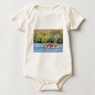 Chasing Freedom Baby Bodysuit