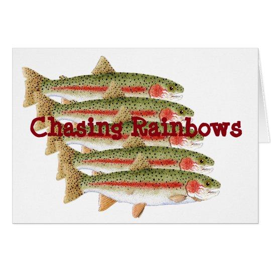 Chasing Rainbows Card