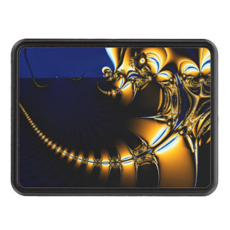 Chasing the Dragon Fractal Hitch Covers