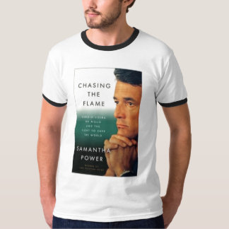 Chasing the Flame, Sergio De Mello T-Shirt