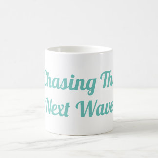 Chasing The Next Wave Mug