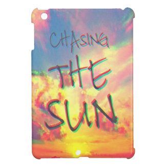Chasing the Sun Cover For The iPad Mini