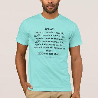 CHAT (American Apparel) T-Shirt