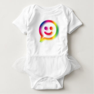 Chat Chat Chat Baby Bodysuit
