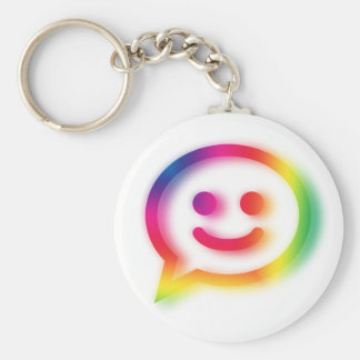 Chat Chat Chat Key Ring
