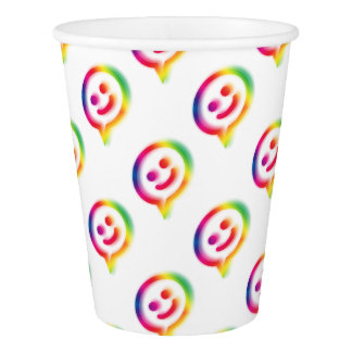 Chat Chat Chat Paper Cup