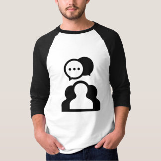 chat messenger T-Shirt