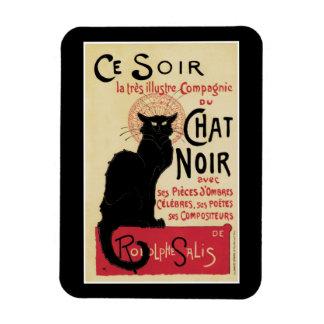 Chat Noir~Black Cat Flexible Magnets