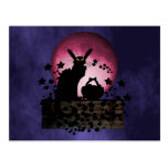 Chat Noir Easter Post Cards