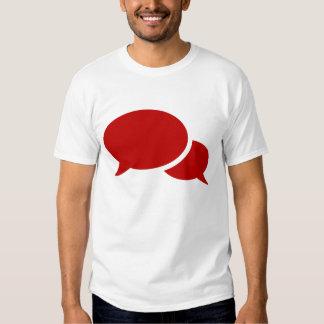 chat tee shirts