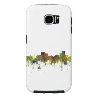 Chatanooga Tennessee Skyline Safari Buff Samsung Galaxy S6 Cases