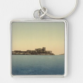Chateau d'If, Marseilles, France Key Ring