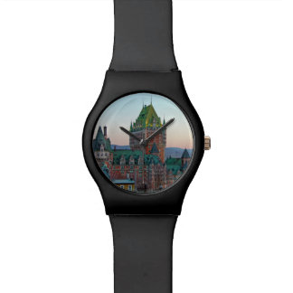 Chateau Frontenac, Quebec Watch