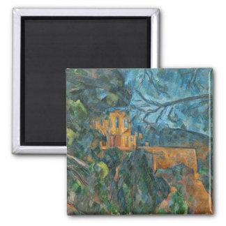 Chateau Noir, 1900-04 (oil on canvas) Fridge Magnet