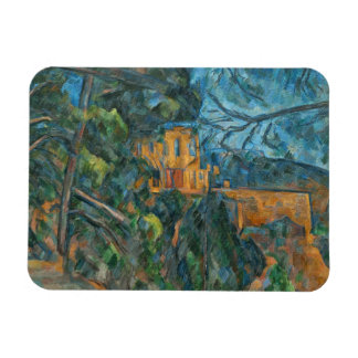 Chateau Noir, 1900-04 (oil on canvas) Rectangular Photo Magnet