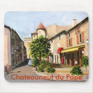 Chateauneuf du Pape mouse pad