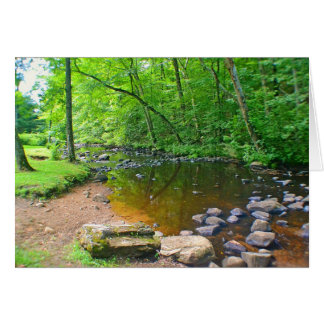 Chatfield Hollow Plate Card