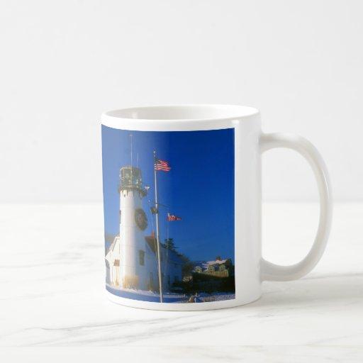 Chatham Lighthouse Cape Cod Mug
