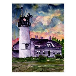 Chatham Lighthouse Marthas Vineyard Postcards