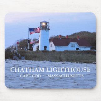 Chatham Lighthouse, Massachusetts Mousepad