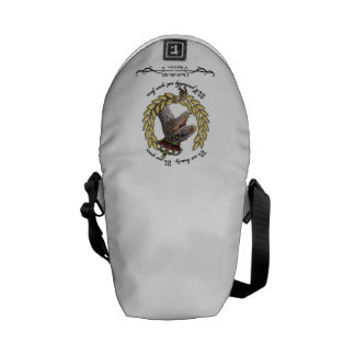 ChatNaNoML Messanger Bag Courier Bag