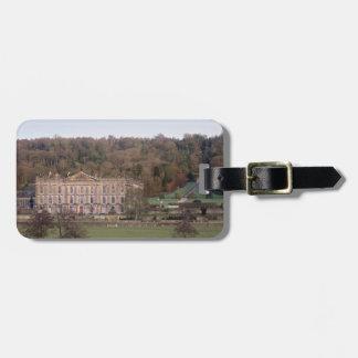 Chatsworth House Bag Tag