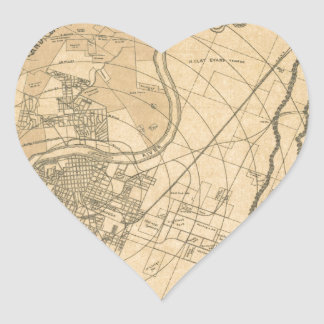 chattanooga1870 heart sticker