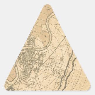 chattanooga1870 triangle sticker