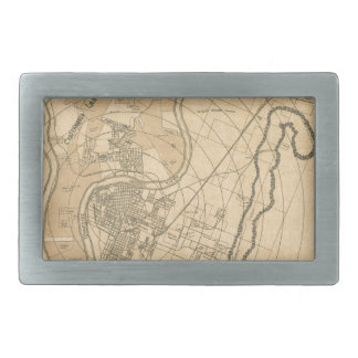 Chattanooga Tennessee 1870 Belt Buckles