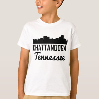Chattanooga Tennessee Skyline T-Shirt