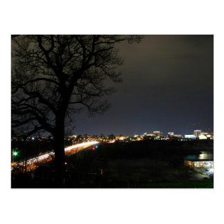 Chattanooga Veterans Bridge Postcard