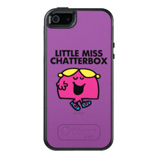 Chatting With Little Miss Chatterbox OtterBox iPhone 5/5s/SE Case