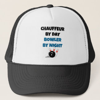 Chauffeur Bowler Trucker Hat